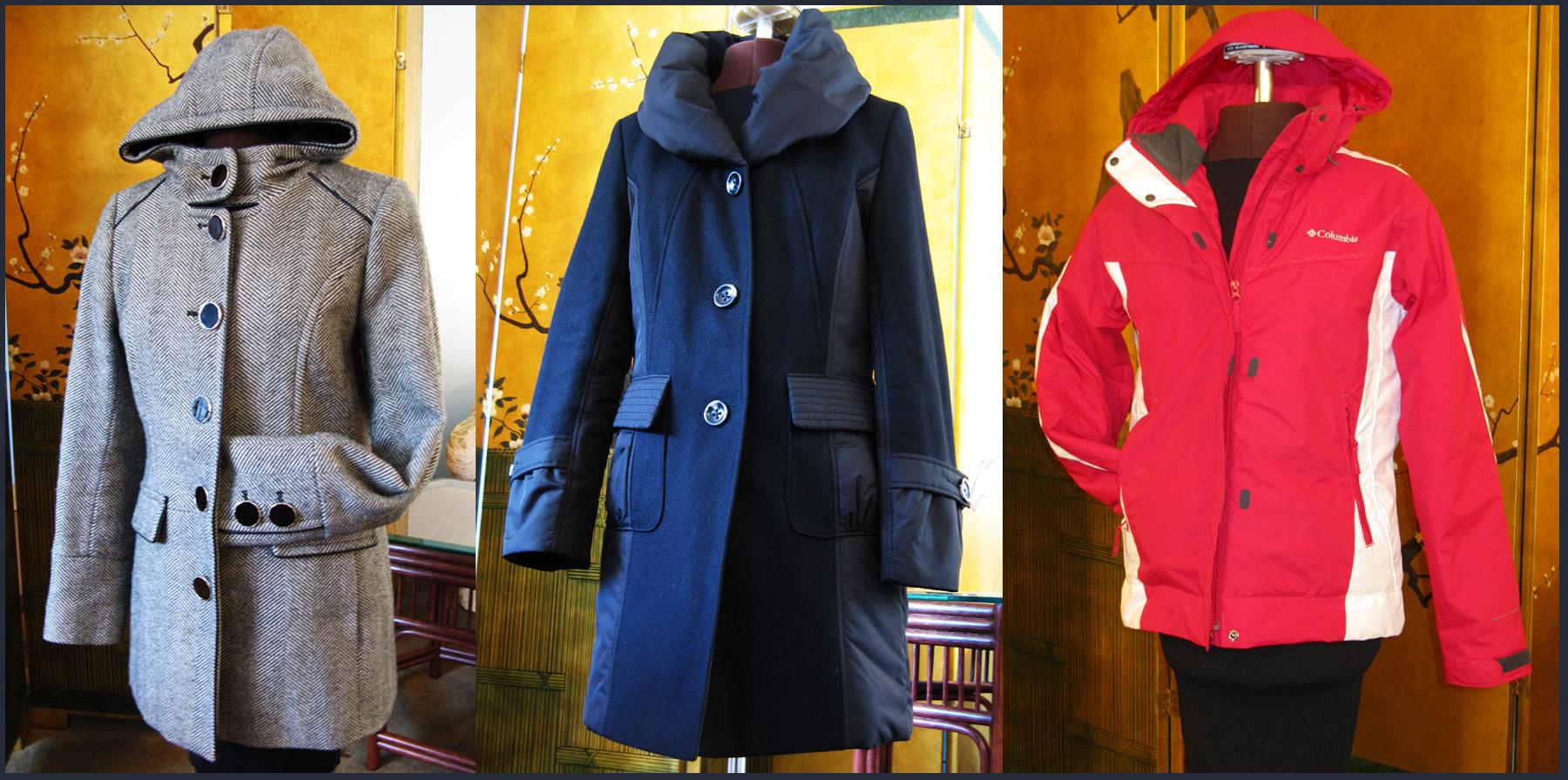 Manteau hiver pourcentage laine