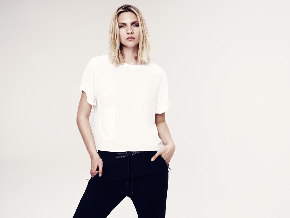 Parttwo t-shirt Rosemunde_Printemps 2013_$54,5