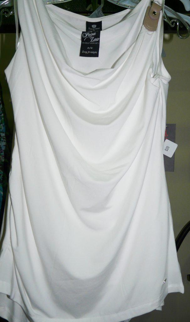 Camisole crème Point Zero - 20$