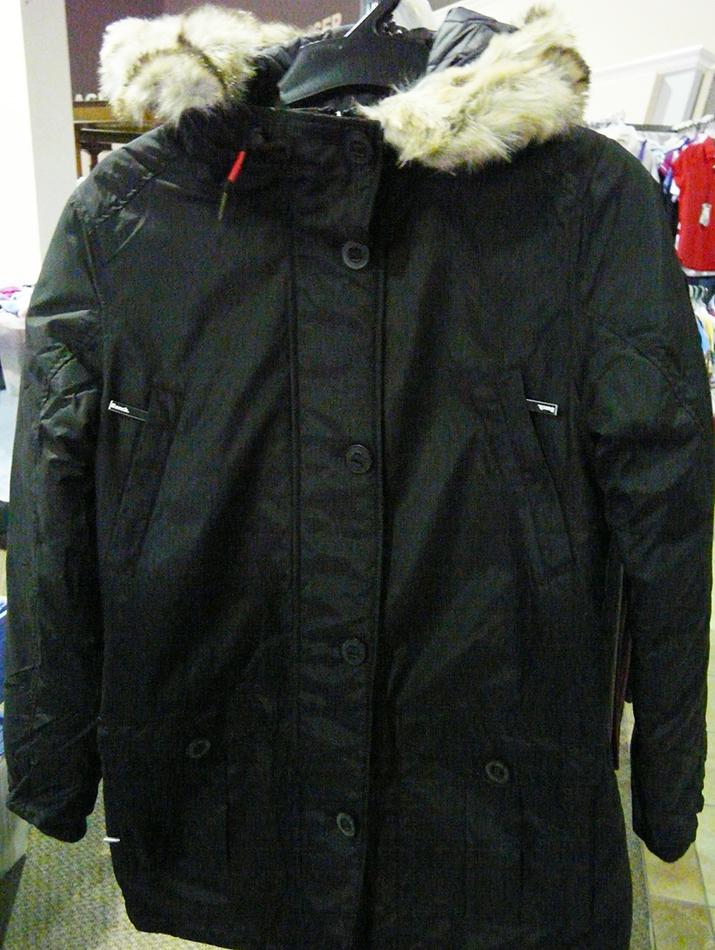 Manteau pour homme Bench en duvet