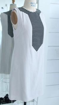 Eve Gravel, Robe Sailor, 90$
