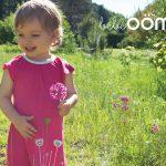 OÖM Bébé - Robe 'jardin' en tencel @ 16$