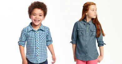On magasine : Vêtements pour bébés et enfants