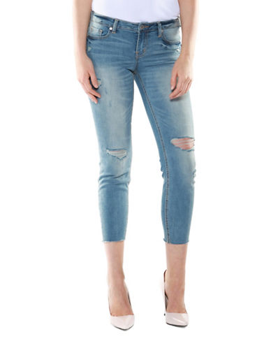 Jeans skinny 3/4 DEXED OUT en solde à 44,85$ (rég. 69$)