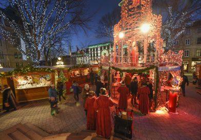 4 marchés de Noël à visiter pour vous mettre dans l'esprit des Fêtes