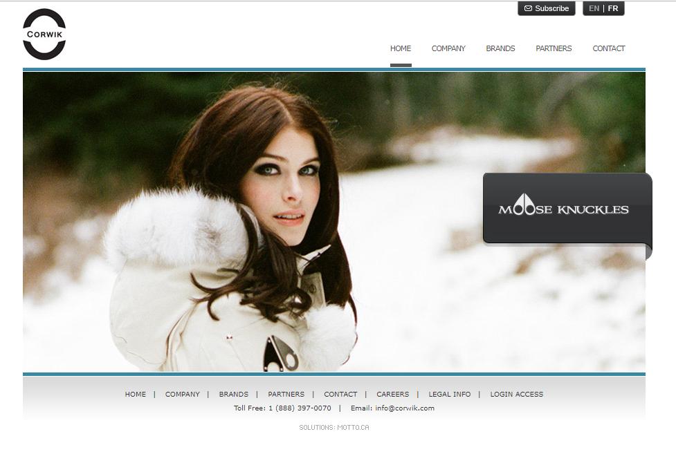 site web corwik