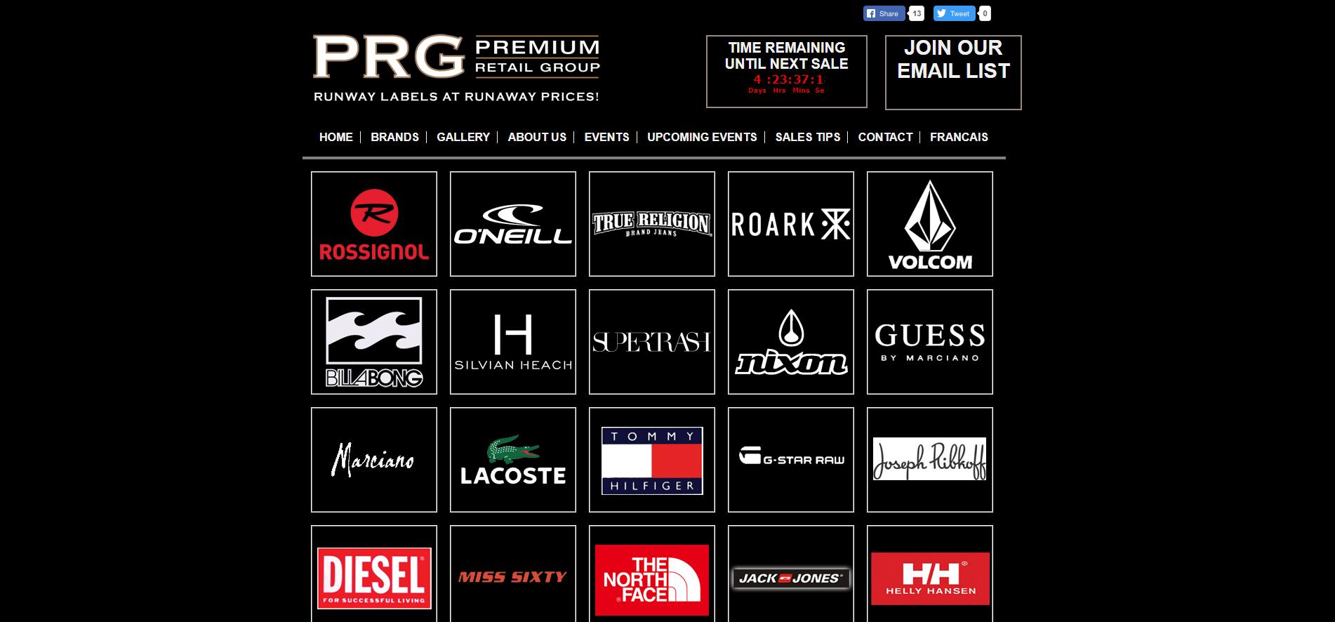 site prg