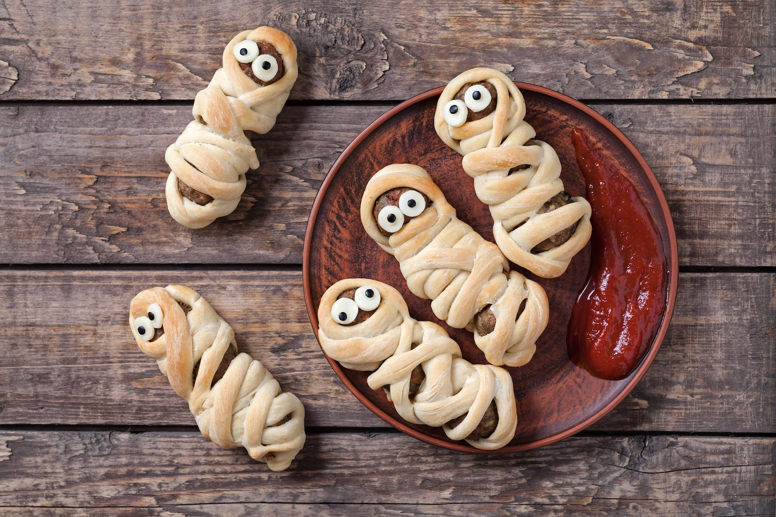 momies hot dog