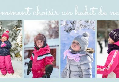 Comment choisir un habit de neige